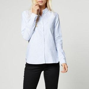 Long-Sleeved Cotton Shirt VERO MODA