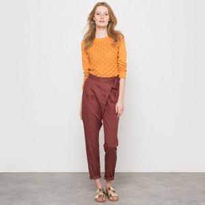 Pantalon portefeuille viscose /lin R studio