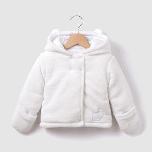 Abrigo polar con capucha 0 meses-3 años R édition