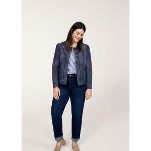 Veste en tweed à poches VIOLETA BY MANGO
