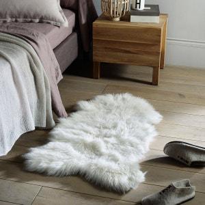 Bettvorleger, Schafsfelloptik