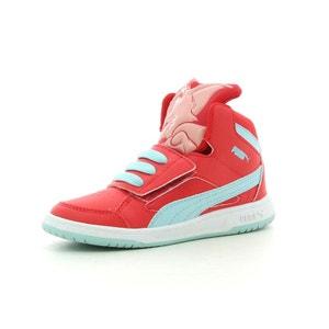 Puma KDS RBND TOM ET JERRY Chaussures Mode Sneakers Bebe Rose Bleu PUMA