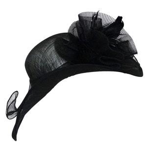 chapeau de ceremonie noir CHAPEAU-TENDANCE