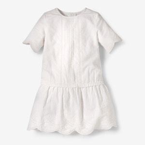 Vestido para menina, comprimento pelos joelhos La Redoute Collections