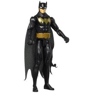 FIGURINE JUSTICE LEAGUE - BATMAN (COSTUME NOIR) - MATDWM50 MATTEL