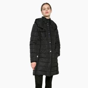 Manteau à capuche long DESIGUAL