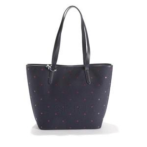 Shopper Alison Dotshopp mit abnehmbarer Tasche, bedruckt ESPRIT
