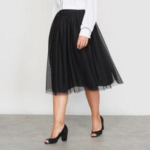 Dotted Tulle Tutu Skirt CASTALUNA