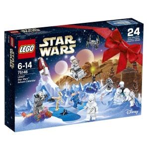 Star Wars - Calendrier de l'Avent LEGO Star Wars - LEG75146 LEGO