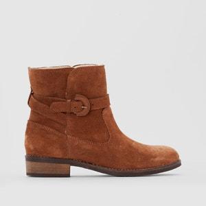 Boots fourrées cuir R studio