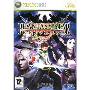 Phantasy Star Universel pour XBOX 360 SEGA
