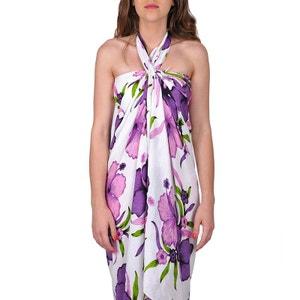 Paréo Batik Hibiscus 2 coloris BAISERS SALES