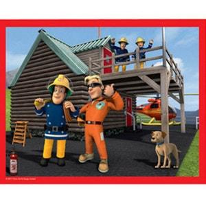 Puzzle Sam le pompier 45 pièces HASBRO