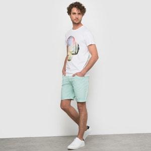Pure Cotton Coloured Bermuda Shorts R édition