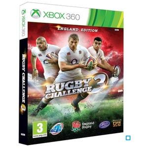 Rugby Challenge 3 XBOX 360 BIGBEN
