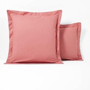 Poszewka na poduszkę, bawełniana, z płaską falbanką SCENARIO