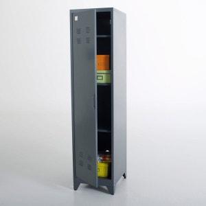 Armoire vestiaire américain métal, Hiba La Redoute Interieurs