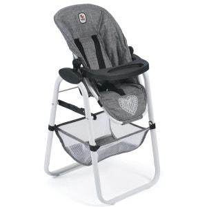 BAYER CHIC Chaise haute pour poupée accessoires pour poupée BAYER CHIC