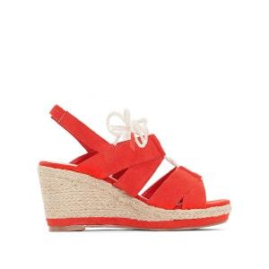 Sandales compensées corde CASTALUNA