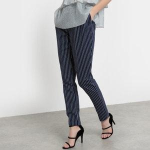 Striped Peg Trousers R édition