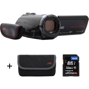 Camescope JVC Pack GZ-RX645 + SACOCHE + JVC