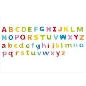 Lettres magnétiques bois Hape HAPE