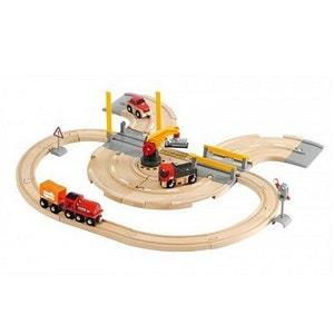Circuit transfert de marchandises Rail / Route - BRIO33208 BRIO