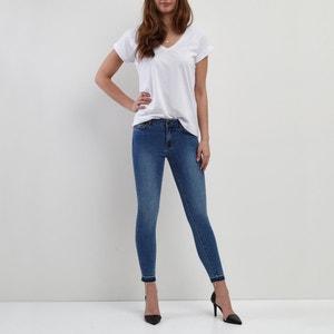 Slim Fit Regular Waist Jeans Length 32