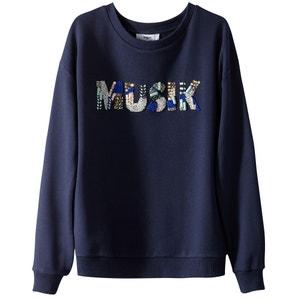 Sweater met ronde hals SUNCOO
