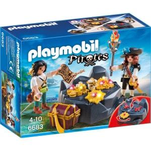 Pirates et trésor royal - PLA6683 PLAYMOBIL