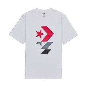 T-shirt Repeated Star Chevron