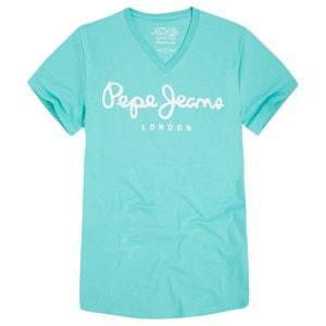 T-shirt ORIGINAL STRETCH V, manches courtes, homme PEPE JEANS