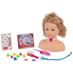 Tête à coiffer et à maquiller 33 cm Princess Coralie KLEIN