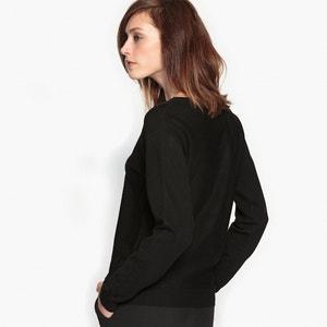 Ozdobny sweter z siateczką cornelli ANNE WEYBURN