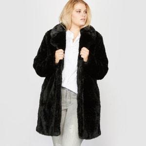 Manteau en fausse fourrure CASTALUNA