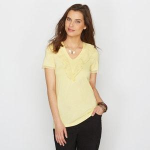 Short-Sleeved Top ANNE WEYBURN