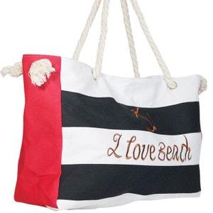 Grand sac de plage Nice CHAPEAU-TENDANCE