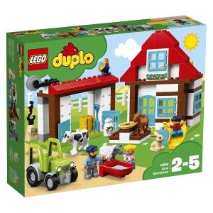 Les aventures de la ferme 10869 LEGO