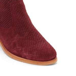 Boots in pelle BENSIMON
