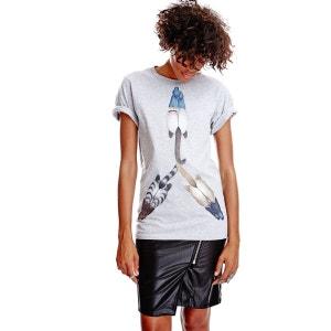 T-shirt à manches courtes Tripple Ripple T. Gris WOWCH