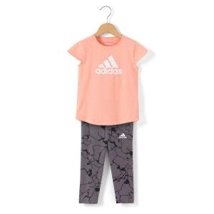 Ensemble de sport bébé fille 3 mois - 4 ans adidas f55e51b0724