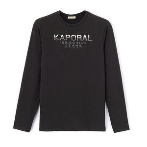 Camiseta con cuello redondo, manga larga KAPORAL 5