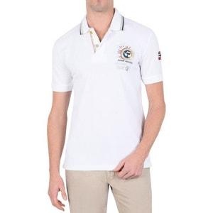 Poloshirt mit kurzen Ärmeln, unifarben NAPAPIJRI