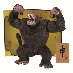 DBZ - Figurine DXF Zodiac Style Saru Grand Singe 13cm BANPRESTO