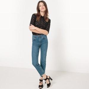 Jeans curtos R studio