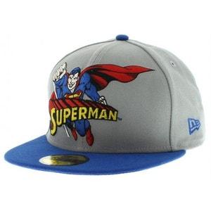 Casquette SUPERMAN - Heroic Title - Grey - Marvel NEW ERA CAP
