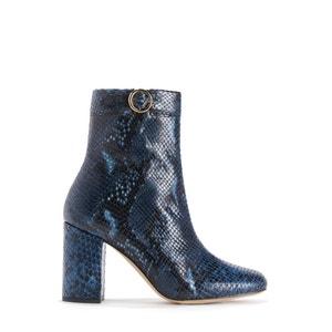 Boots montantes cuir PROUVE PETITE MENDIGOTE