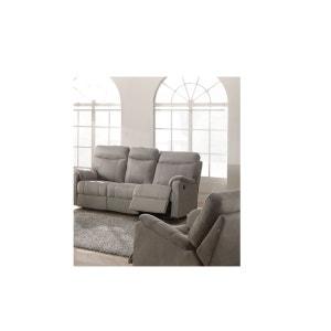 Côme gris 3+2: ensemble de salon relax 5 places. Canapé 3 places plus 2 places CONCEPT USINE