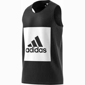 Silkscreen Print Sports Vest ADIDAS PERFORMANCE