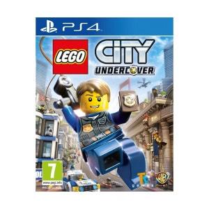 LEGO CITY Undercover PS4 WARNER BROS. INTERACTIVE